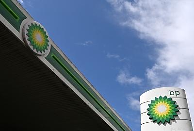 Es läuft bei BP  - London, APA/AFP