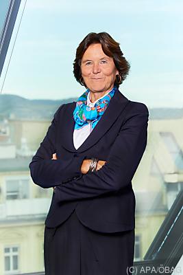 ÖBAG-Direktorin Christine Catasta  - Wien, APA/ÖBAG