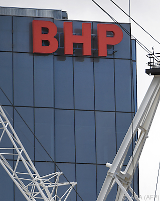 Der Bergbaukonzern wendet sich vom Öl- und Gasgeschäft ab - Melbourne, APA (AFP)
