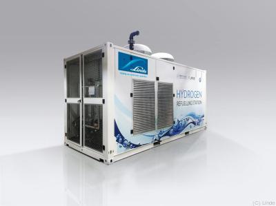 Herstellung von bis zu 800 Kilogramm Wasserstoff pro Tag geplant  - Villach, Linde