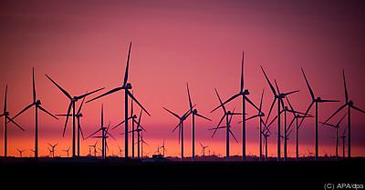Windkraftleistung an Land soll bis 2030 auf 71 GW steigen - Bordelum, APA/dpa