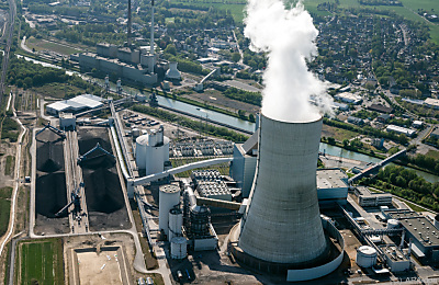 Archivbild des Kraftwerks  - Datteln, APA/dpa