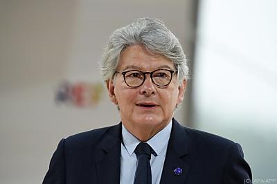 2050-Ziel ohne Kernkraft laut Breton nicht erreichbar  - Paris, APA/AFP