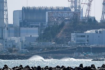 Archivbild des AKWs in Fukushima  - Futaba, APA/AFP