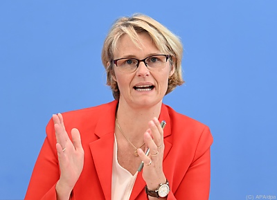 Anja Karliczek, Bundesministerin für Bildung und Forschung  - Berlin, APA/dpa