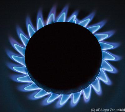 Auch beim Gas wurde Geld gespart  - Müllrose, APA/dpa-Zentralbild