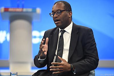 Kwasi Kwarteng  - Manchester, APA/AFP