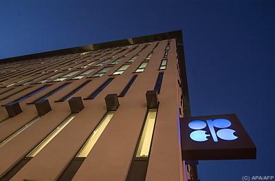 Der OPEC-Sitz in Wien  - Vienna, APA/AFP