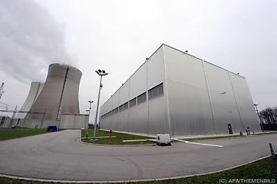 Kein Endlager für Atommüll in Sicht  - Philippsburg, APA/THEMENBILD