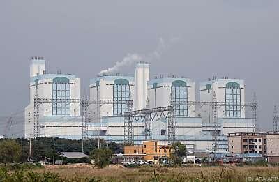 Kohlekraftwerk in China  - Dangjin, APA/AFP