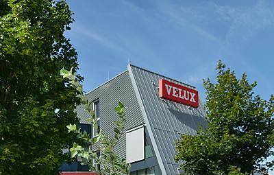 Velux-Logo  - Wolkersdorf, Velux