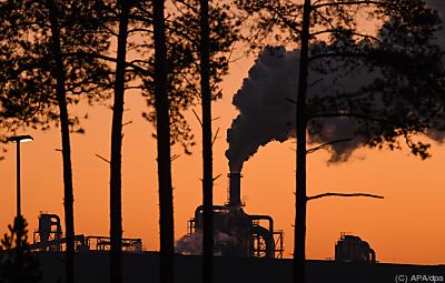 Emissionen wurden reduziert  - Baruth/Mark, APA/dpa