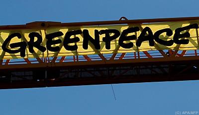 Greenpeace konnte sich nicht durchsetzen  - Paris, APA/AFP