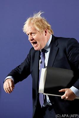 Johnson hat seine Ziele nicht aus den Augen verloren  - London, APA (AFP)