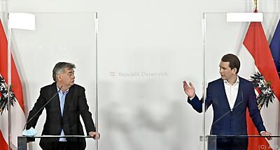 Die Regierungsspitze enttäuscht  - Wien, APA