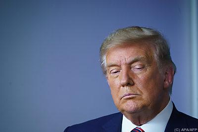Trump sieht die USA unfair behandelt  - Washington, APA/AFP