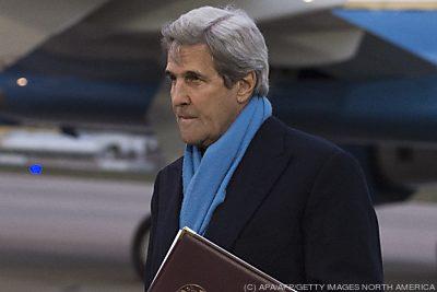 John Kerry kümmert sich schon lange um das Klima  - Jacksonville, APA/AFP/GETTY IMAGES NORTH AMERICA