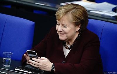 """Merkel: """"Müssen an industrielle Kraft denken""""  - Berlin, APA/dpa"""
