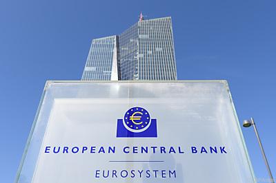 Die EZB in Frankfurt  - Frankfurt/Main, APA/dpa