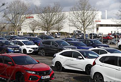 Die CO2-Bilanz soll aufgebessert werden  - Swindon, APA (AFP)