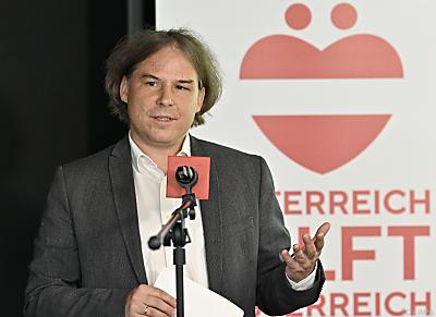 Martin Schenk von der Diakonie  - Wien, APA