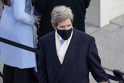 US-Klimabeauftragter John Kerry  - Washington, APA/AFP/POOL