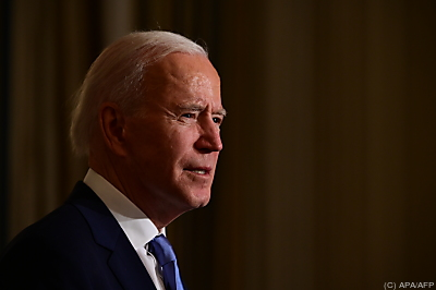 Hohe Erwartungen an Biden  - Washington, APA/AFP