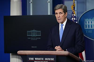 John Kerry hat viel vor  - Washington, APA/AFP