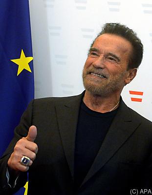 Schwarzeneggers World Summit erneut in Wien  - Wien, APA