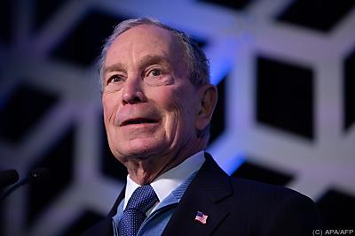 Michael Bloomberg (Archivbild)  - Charlotte, APA/AFP