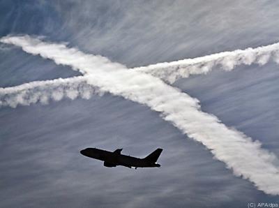 Flieger sollen umweltfreundlicher werden  - Frankfurt/Main, APA/dpa