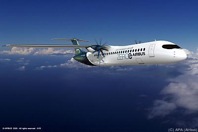 Fliegen mit Wasserstoff noch in weiter Ferne  - Toulouse, APA (Airbus)