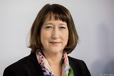 Die Präsidentin des deutschen Automobilverbandes VDA, Hildegard Müller  - Essen, APA (dpa)