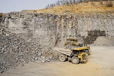 Zementproduktion verursacht fünf bis sieben Prozent der CO2-Emissionen  - Nußloch, APA (dpa)