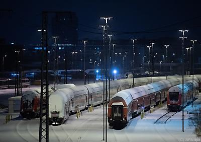 Zugfahren schont die Umwelt am meisten  - Dresden, APA/dpa