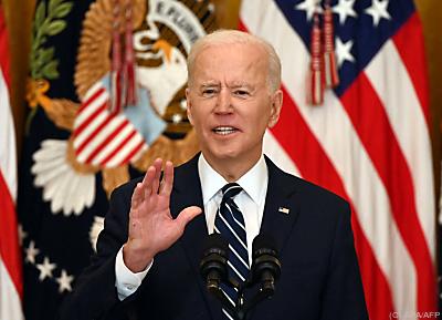 Biden forciert seine Klimaaktivitäten  - Washington, APA/AFP