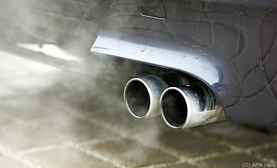 Autoindustrie schaltet sich in Debatte über Grenzwerte ein - Lichtenfels, APA (dpa)