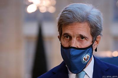 John Kerry will den anstehenden virtuellen Klimagipfel vorbereiten  - Paris, APA (AFP)