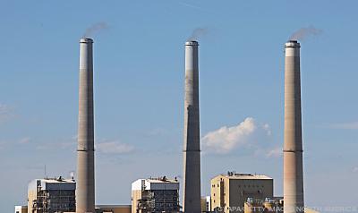 Die USA wollen den CO2-Ausstoß drastisch reduzieren  - Castle Dale, APA/GETTY IMAGES NORTH AMERICA