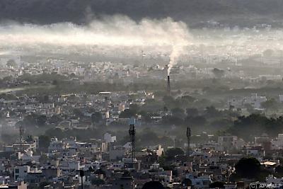 CO2-Ausstoß wird stark zunehmen  - Ajmer, APA/AFP
