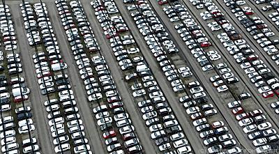 Verkehr einer der größten CO2-Schleudern  - Wien, APA/HELMUT FOHRINGER