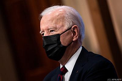 Biden beim Gipfel  - Washington, APA/AFP