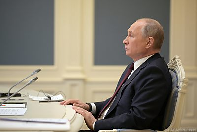 Russlands Präsidentin Vladimir Putin  - Moscow, APA/SPUTNIK