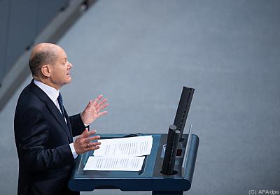 Deutschlands Vizekanzler Olaf Scholz  - Berlin, APA/dpa