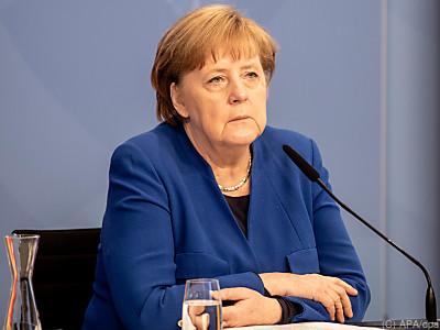 Merkel will globales Vorgehen  - Berlin, APA/dpa