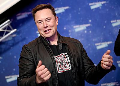 Elon Musk lässt die Finger von Bitcoins  - Berlin, APA/dpa