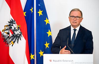 WKO-Generalsekretär Karlheinz Kopf  - Wien, APA/GEORG HOCHMUTH
