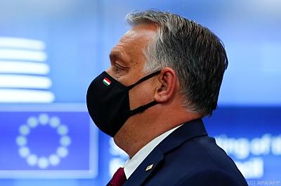 Ungarischer Ministerpräsident ist gegen CO2-Abgaben  - Brussels, APA/AFP