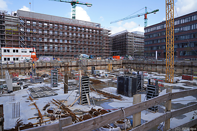 Mehr Gelds für klimafreundliche Bauten  - Kiel, APA/dpa