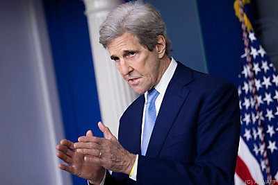 John Kerry  - Washington, APA/AFP